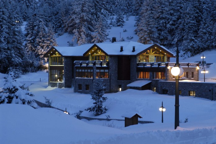 HOTELS: HANDLING THE WINTER WEATHER