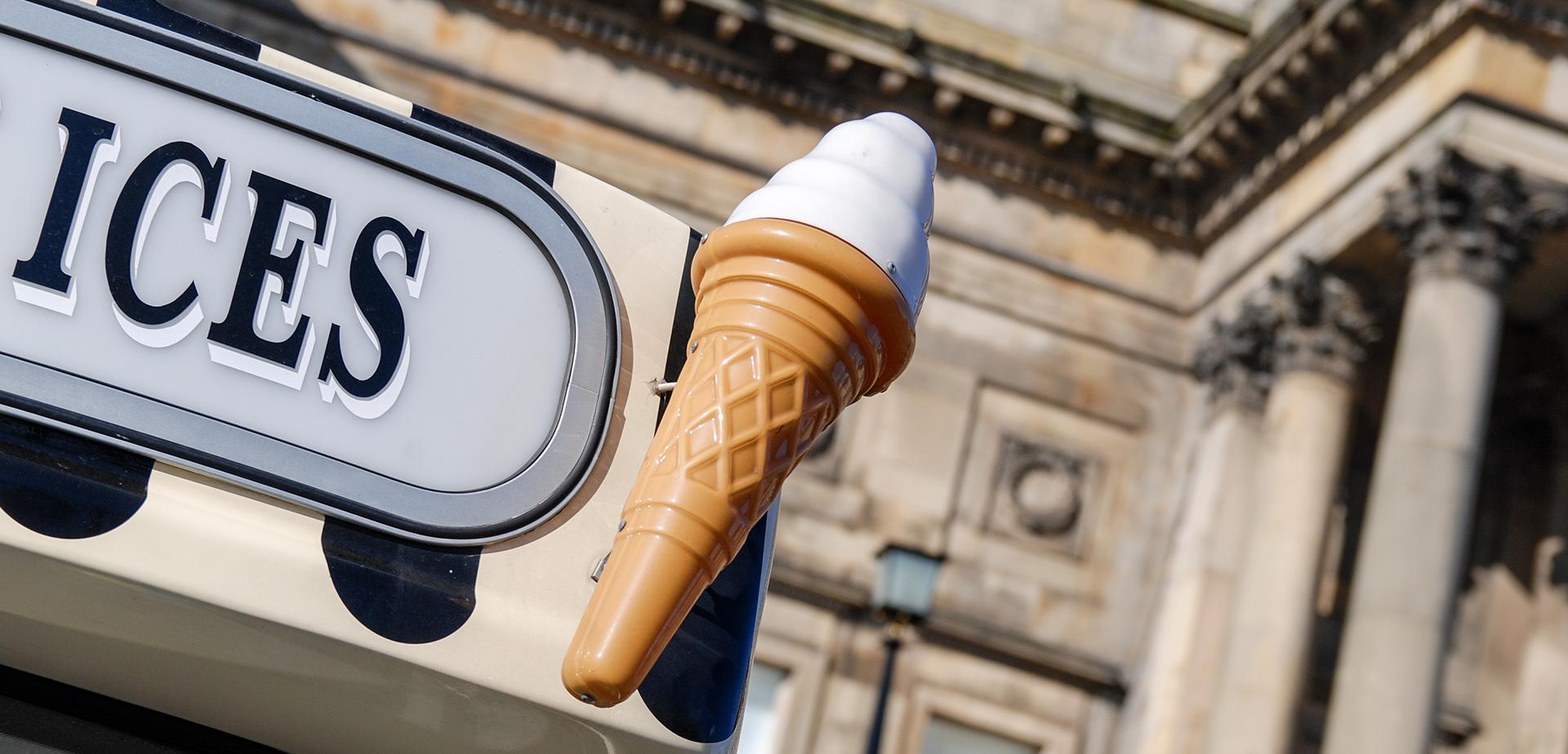 Ice Cream & Catering